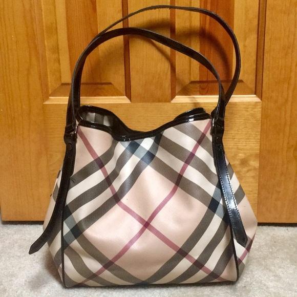 30933520b34f Burberry Handbags - Burberry Canterbury Tote